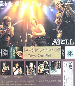 Atoll In Japon 1989