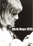 Chris Beya 1975